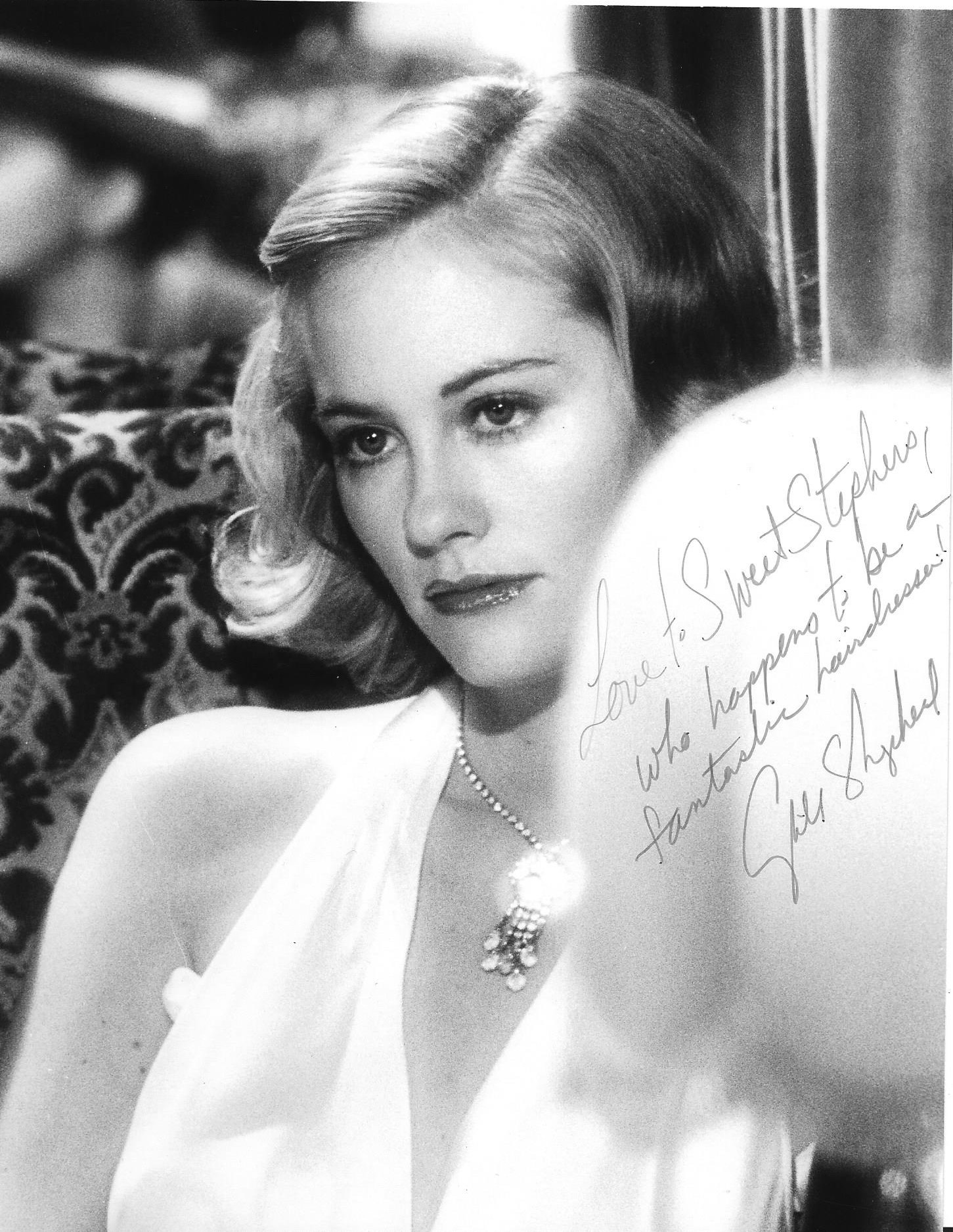 CYBIL SHEPHERD THE LADY VANISHES
