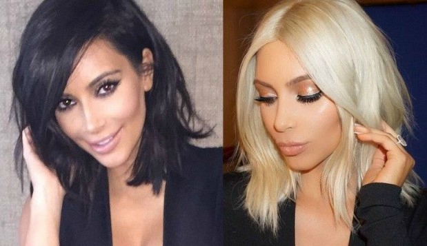 Revolutionary hair treatment OLAPLEX took Kim Kardashian from brunette to blonde and back again in one week without her hair falling out